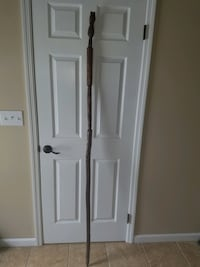 "Walking Stick 6'3"" Tall"