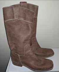 Nine West Leather Boots size 7 New Westminster