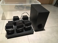 Sony 5+1 Surround System + DVD Home Theater System