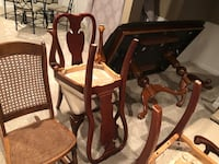 Dining Room table and chairs Woodbridge, 22192
