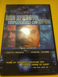 Dan Akroyd- Unplugged On UFO's DVD! Chicago