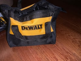 Dewalt tool bag new obo