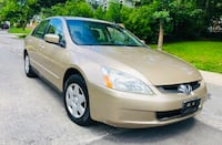 2005 Honda Accord ' Clean title ' Priced Lower than the Value  Silver Spring