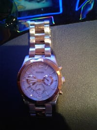 Fossil watch $25