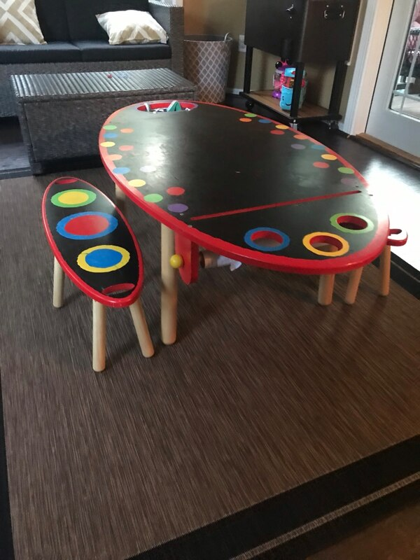 Kids Craft Table 4a9900fc-ca93-4c40-9af5-39062c0e65bc