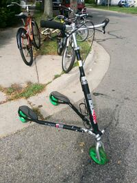 black and green BMX bike Kalamazoo, 49001