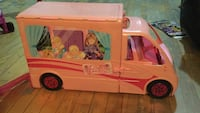 Barbie truck bus  Montreal, H3W 2E7