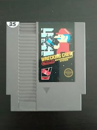 Wrecking Crew for Nintendo NES Vaughan, L4L