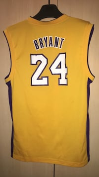 Lakers Jersey  6244 km