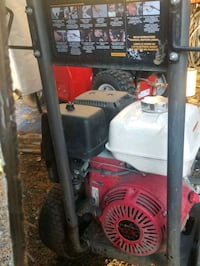 Honda gx390 commercial pressure washer