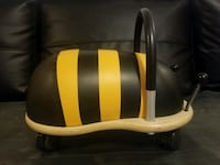 Just like NEW - Bubble bee push and ride toy