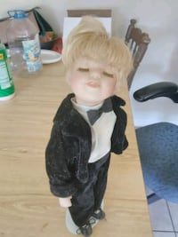Little boy porcelain doll in a tux Cookeville, 38501