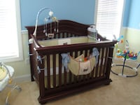 Luxury Baby Fireman themed bedding Spartanburg, 29302