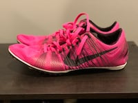 Pink nike victory 2 track spikes size 9.5 Nashua, 03064