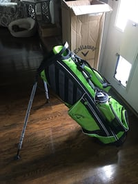 Calloway Golf Bag Limited Edition Spring Hill, 37179