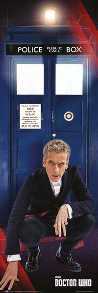 Doctor Who Poster • Door-length Centreville, 20120