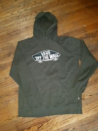 Green  pullover hoodie Guelph, N1E 3M2