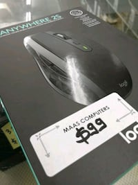 Logitech MX master 2s wireless mouse. Toronto, M9V 1L2