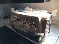 """Cat or dog cage 23"""" by 14"""" height 14"""""""