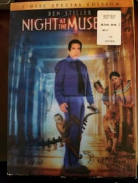 NIGHT AT THE MUSEUM - 2 DISC SPECIAL EDITION *DVD*