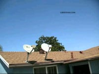 satellite dish removal and recycling.  Elk Grove Village