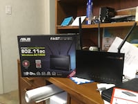 black Asus laptop with box Grover Beach, 93433
