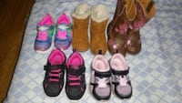 toddler's assorted shoes Martinsburg, 25404