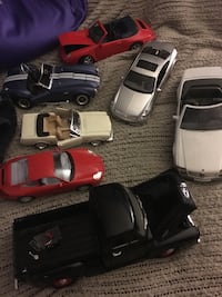 Diecast car collection 60 FIRM