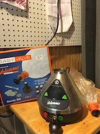Volcano vaporizer #1 high quality in league of its own.  Digital Concord, 28025