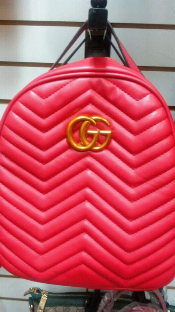 46117dcac09 Used GUCCI BACKPACK for sale in Atlanta - letgo