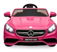Best Choice Products 12V Ride on Mercedes S63 Coupe Car W/ Parents Rem
