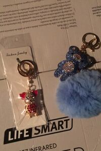 Womans keychains