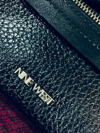 Nine West Leather Wallet/Clutch