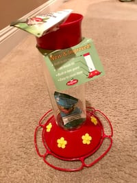 Hummingbird Feeder (new)