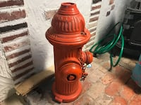 FIRE HYDRANT, VINTAGE 1962 , GOOD CONDITION FOR IT Bristol, 19007