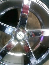 20 inch Chevy rims