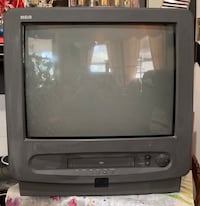 """RCA 25"""" TV/VCR combo with remote   New York, 11412"""