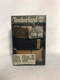 Timberland 2 in 1 Web Belt Pack with Buckle Oakville, L6M 3P4