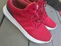pair of red Adidas running shoes Tuscaloosa, 35405