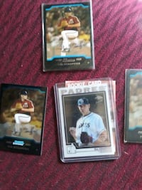 Tim stauffer rc autographed and 3rookies Wichita, 67204