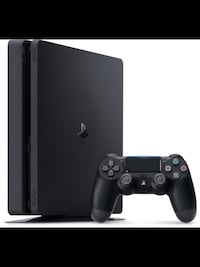 PS4 and accessories for great price Sherwood Park, T8A 2B7