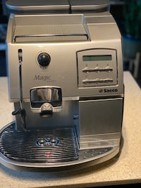 Refurbished Saeco Superautomatic Magic Espresso Machine