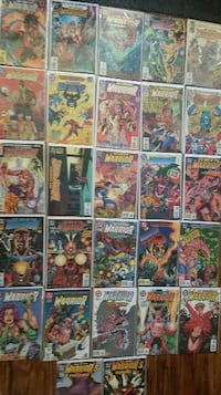 27 DC COMICS - Guy Gardiner WARRIOR NM condition - Bagged and boarded  Pick-up in Newmarket +++++++++++++++++++++++++++ DC Guy Gardiner WARRIOR Warrior # 0 Warrior # 1 1995 Annual Warrior # 2 Warrior # 21 Warrior # 22 Warrior # 23 Warrior # 24 Warrior # 2 Newmarket