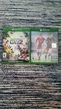 Xbox One games Oakville, L6H 6S1