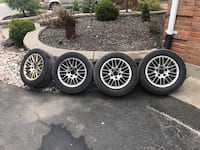 Bmw rims and tires London, N5X 3V6