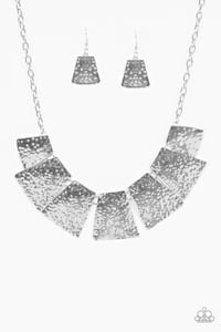 Necklace and Earrings set Bowie, 20716