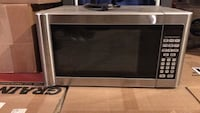 Silver and black microwave oven like new. Used just a few times.  Bealeton, 22712