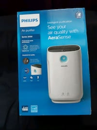 Phillips 2000 series air purifier with hepa filter Calgary, T3K 3V8