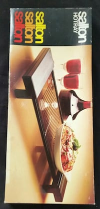 Vintage Hot Tray by Salton Mississauga, L5J 4B3