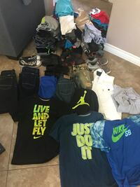 Huge lot of boys clothing  Los Angeles, 90012